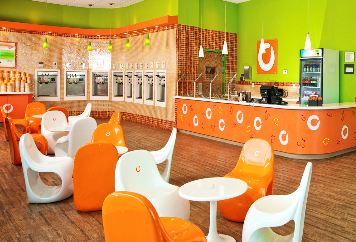 orange leaf frozen yogurt stone oak far north san antonio. Black Bedroom Furniture Sets. Home Design Ideas